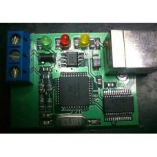 Crash Eraser - прибор для работы с блоками Air BAG.