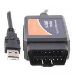 ELM 327 USB интерфейс - универсальный диагностический адаптер.